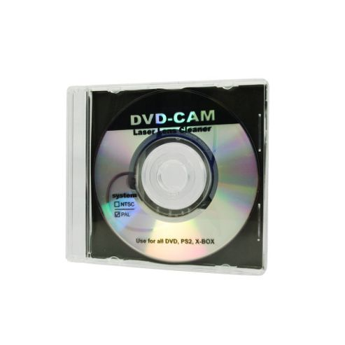 8cm Mini DVD Lens Cleaner