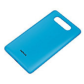 Nokia CC-3041 Wireless Charging Shell Case for Nokia Lumia 820 - Blue
