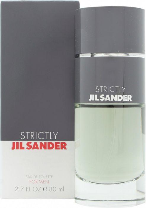buy jil sander strictly eau de toilette edt for men from. Black Bedroom Furniture Sets. Home Design Ideas