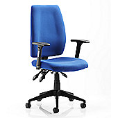 Maestro Quebec Chair - Blue