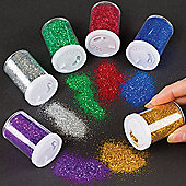 Craft Glitter Shakers (Pack of 6)