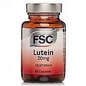FSC Lutein 20mg 60 Capsules