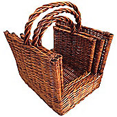 Alterton Furniture Gifts and Accessories The Logs Baskets (Set of 3)
