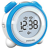 Philips AJ3138 LCD Clock Radio