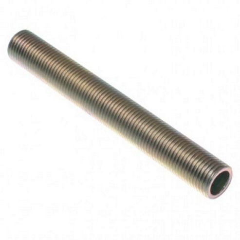 Threaded Tube 75mm. Pack of 1.