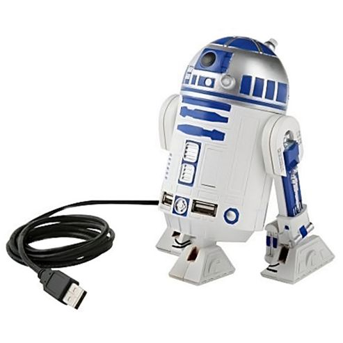 Star Wars R2D2 USB Hub