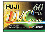 Fuji DVM60 Mini DV Tape