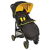 Graco Blox Stroller, Yellow & Black