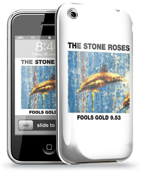 Upfront Case Official Stone Roses Phone Clip Case