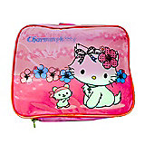 Charmmy Kitty Pink Rectangle Lunch Bag
