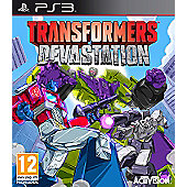 Transformers - Devastation PS3