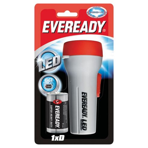 Energizer 76159 Eveready LED 1D Torch