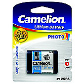 Camelion 2CR5 Lithium Camera Battery