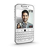 BlackBerry Classic 16GB 4G SIM-Free Smartphone - White