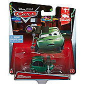 Disney Pixar Cars Diecast Dash Boardman with Camera