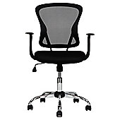 Odette Office Chair, Black