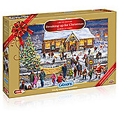 1000 pc jigsaw Xmas Ltd Edition