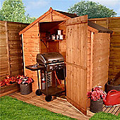 BillyOh 20 3 x 6 Windowless Rustic Overlap Apex Shed