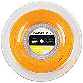 MANTIS Comfort Polyester 17G String 200m Reel Lt Orange