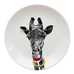 Wild Dining Dinner Plate, Giraffe