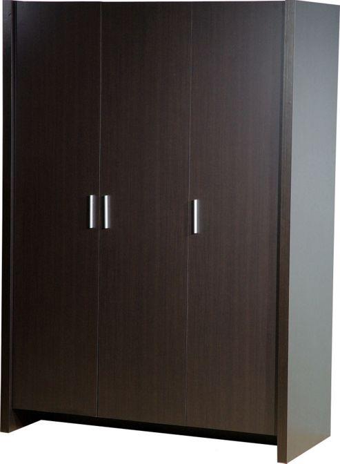 Home Essence Braemar 3 Door Wardrobe