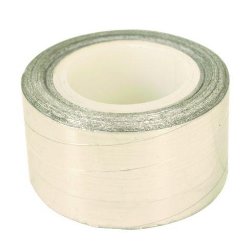 Maplin 30µm Thick Self-Adhesive Aluminium Tape