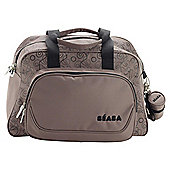 BEABA Geneva Changing Bag, Taupe/black
