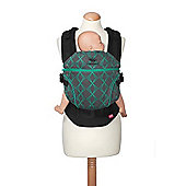 Manduca Limited Edition 3-in-1 Baby Carrier (True Emerald)