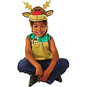 Child Rudolph Reindeer Costume
