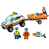 Lego City 4x4 and Diving Boat - 60012