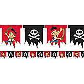 Jake Neverland Pirates Party Flag Banner - 3.2m (each)