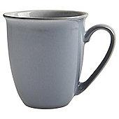 Denby Everyday Mugs, Set of 4, Cool Blue