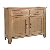 Sherwood Oak Sideboard 2 Door 2 Drawer