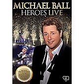 Michael Ball Heroes Live