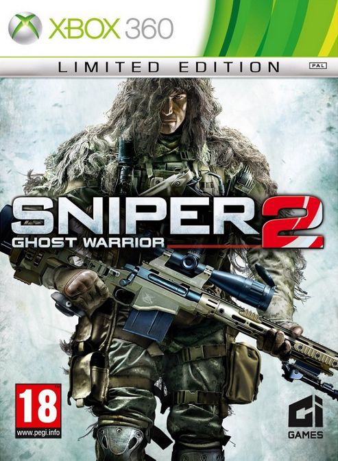 Sniper - Ghost Warrior 2 Limited Edition