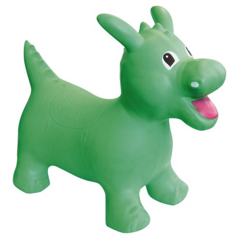 Happy Hopperz Green Dino