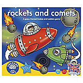 Orchard Toys Rockets  Comets Board Game