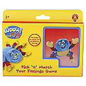 Woolly & Tig Pick N Match Pairs Game