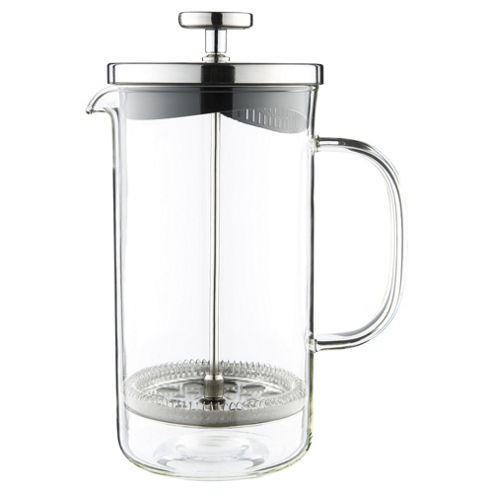 buy cafetiere glass 8 cup from our mugs cups saucers range tesco. Black Bedroom Furniture Sets. Home Design Ideas