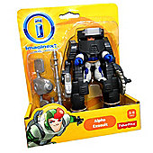 Fisher Price Imaginext Space Alpha Suit