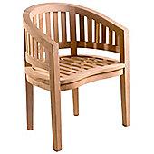 Bentley Garden Teak San Diego Chair