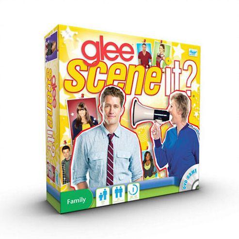Gear 4 Scene It Glee DVD Game