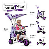 Smart Trike Spirit Purple 4 in 1 Trike