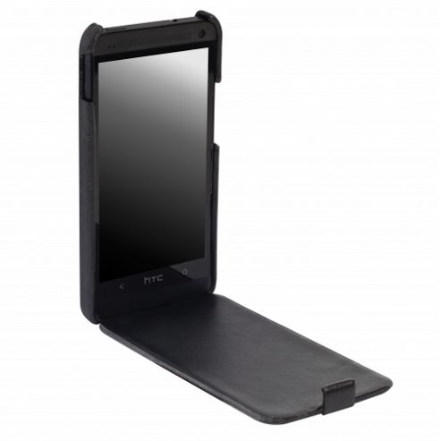 Krusell Vintage Tumba SlimCover Case for HTC One - Black