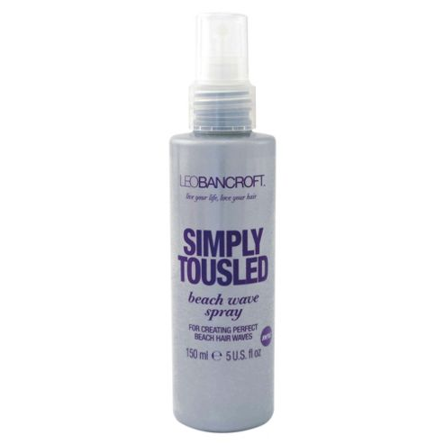 Leo Bancroft Simply Tousled Beach Wave Spray