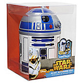 Star Wars R2D2 3D Bubble Bath Tidy Set Exclusive