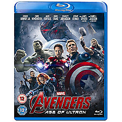 Avengers: Age of Ultron 2D Blu-ray