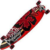 Hibiscus Complete Longboard