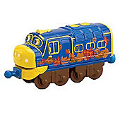 Leaf Covered Brewster - Die Cast Metal Engine - Chuggington