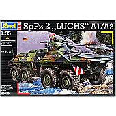 Revell Sppz 2 Luchs A1/A2 1:32 Model Tank Kit - 03036